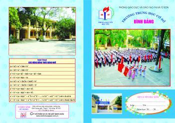 Trường THCS Đình Bảng