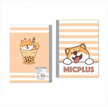 Vở kẻ ngang MicPlus - Mẫu 10